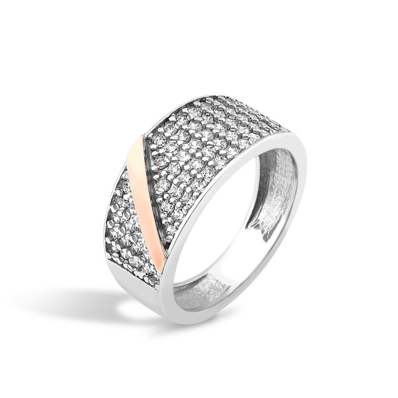 Серебряное кольцо 207