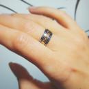Кольцо с эмалью 295 2