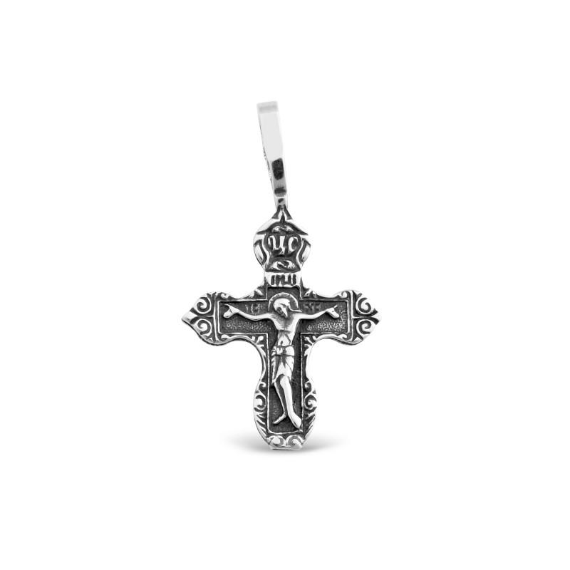 Серебряный крест 379