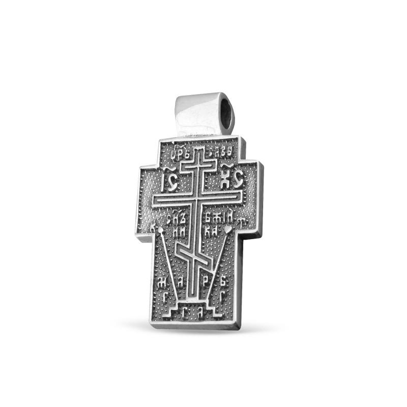Серебряный крест 132