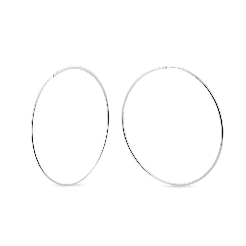 Срібні сережки 1124