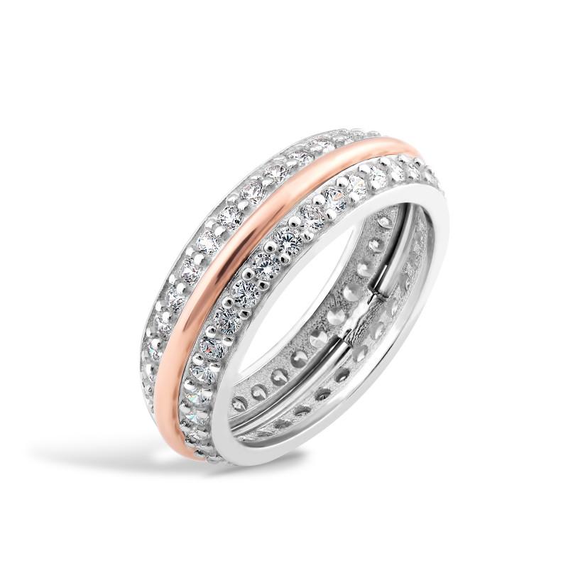 Серебряное кольцо 464