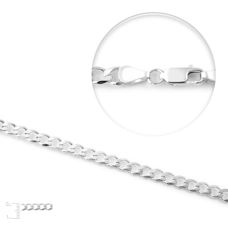 Серебряная цепь PD IT 120
