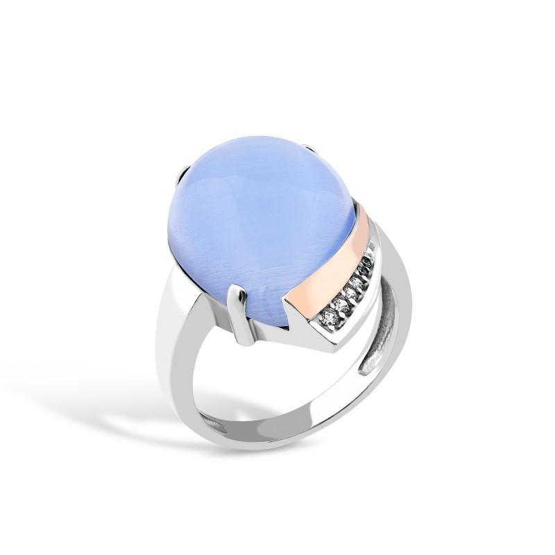 Кольцо с улекситом 526