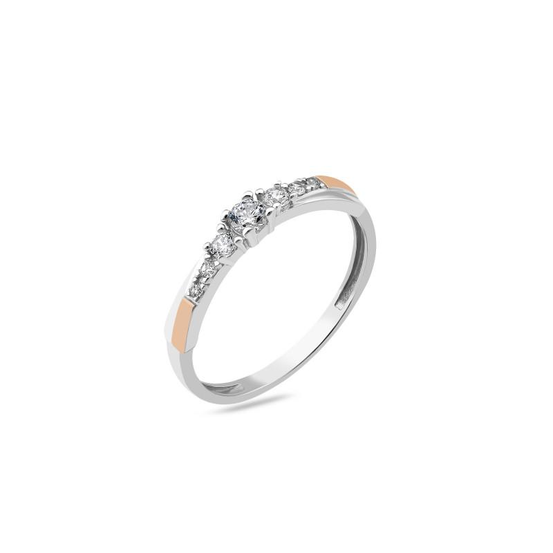 Серебряное кольцо 1082