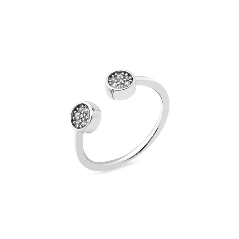 Серебряное кольцо 1099