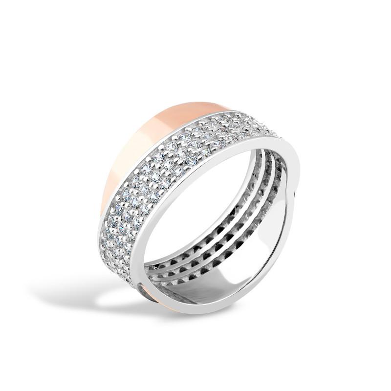 Серебряное кольцо 542