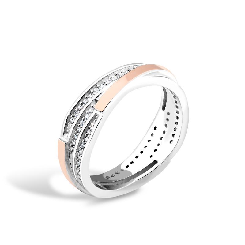 Серебряное кольцо 543