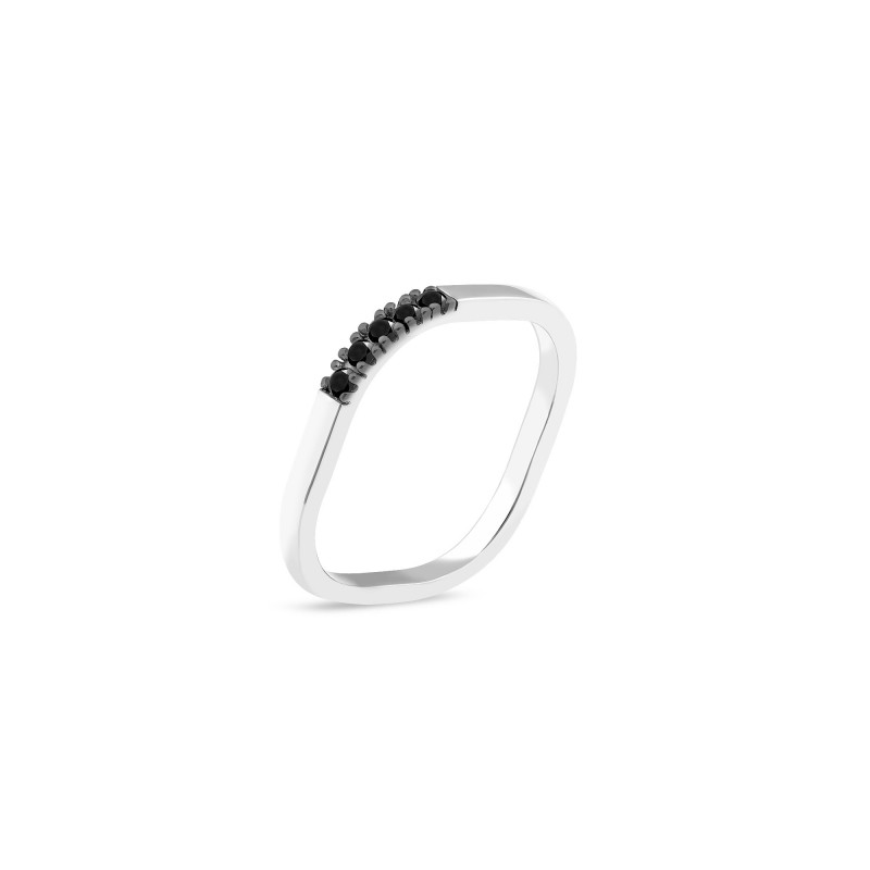 Серебряное кольцо 914