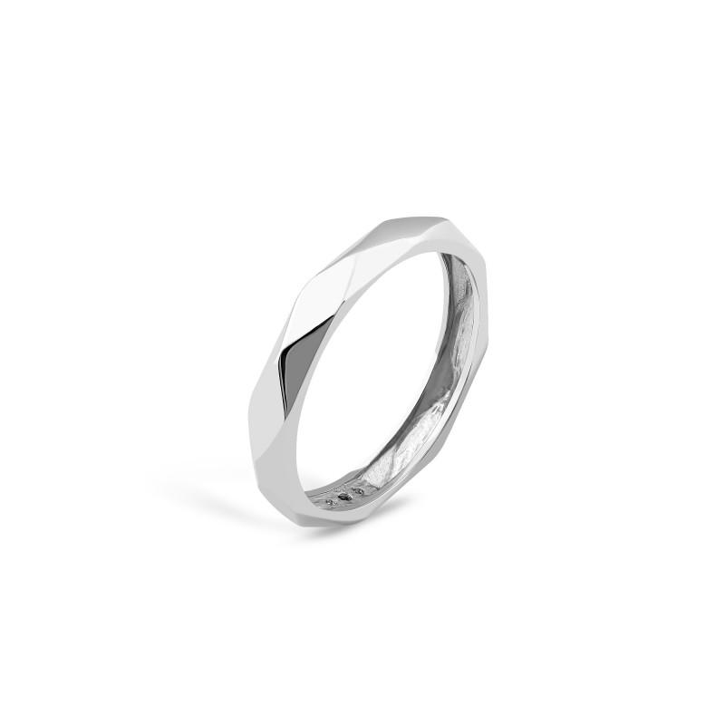 Серебряное кольцо 663