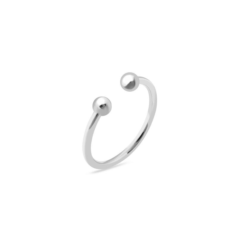 Серебряное кольцо 1055