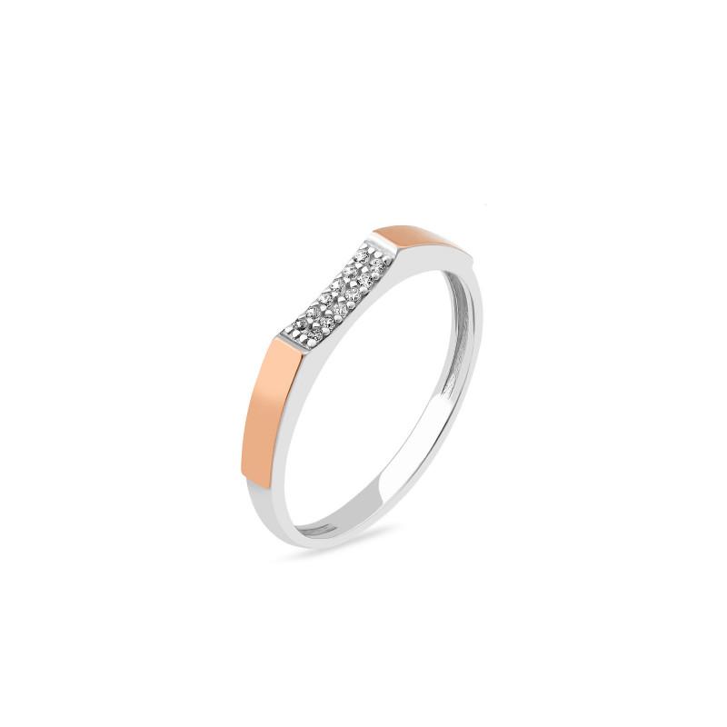 Серебряное кольцо 1021