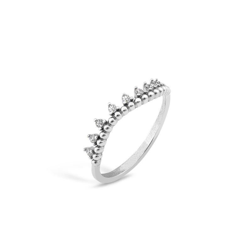 Серебряное кольцо 937
