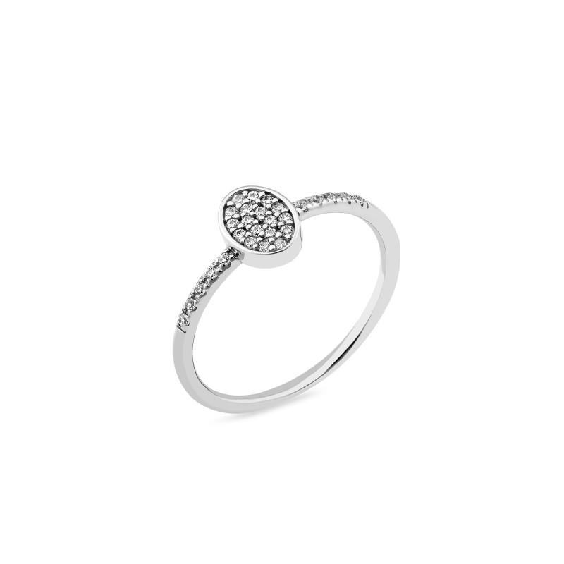 Серебряное кольцо 1102