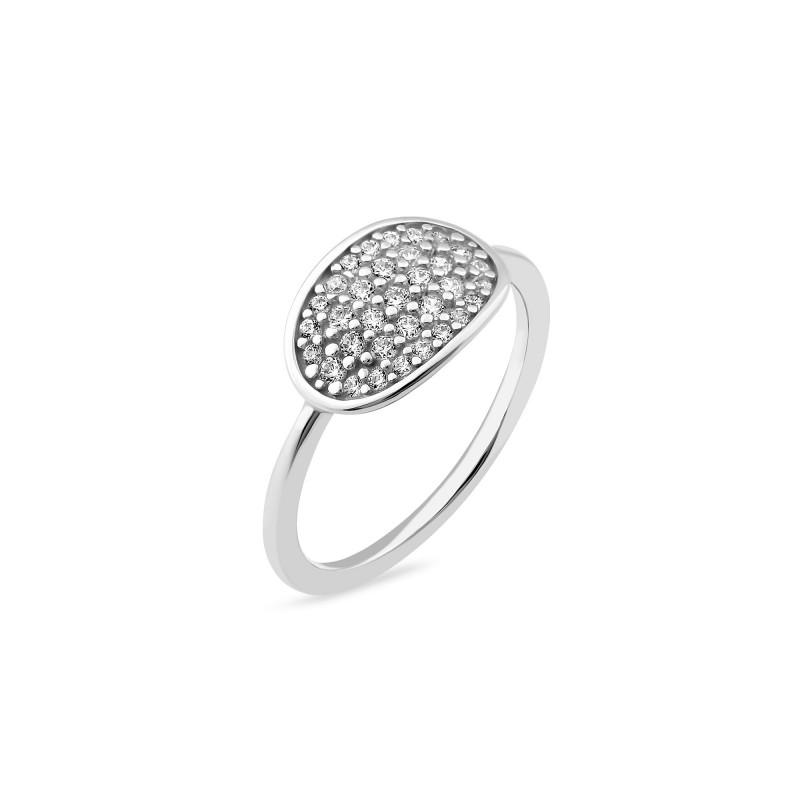 Серебряное кольцо 1104