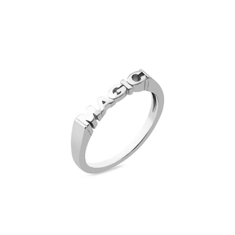 Серебряное кольцо 1061