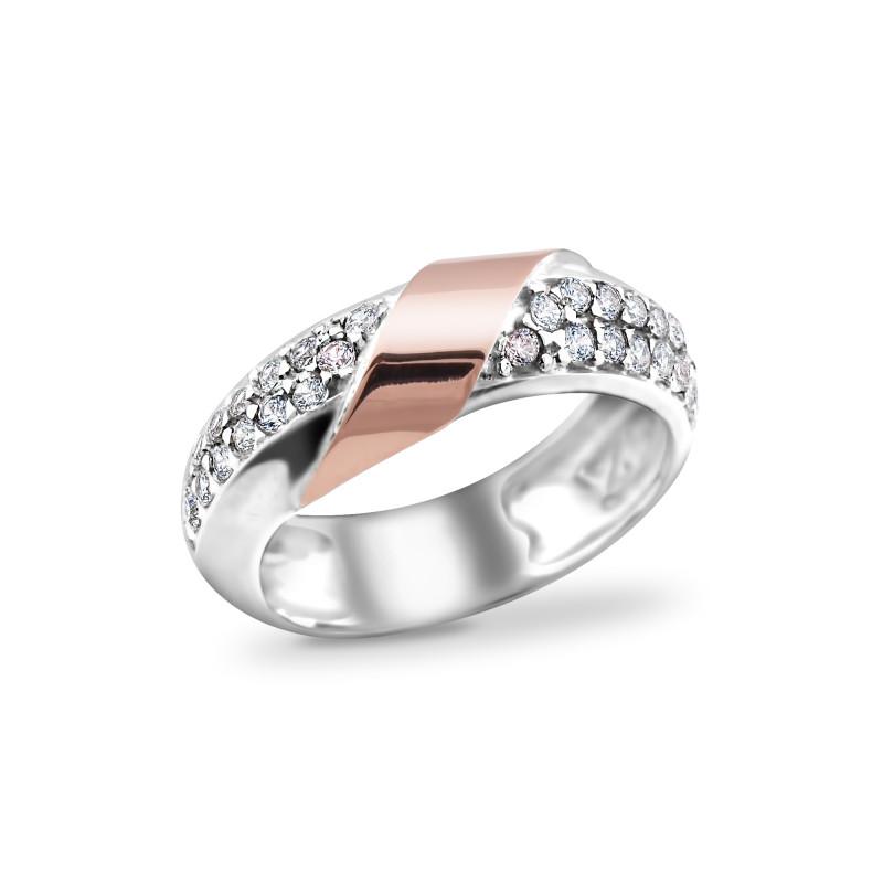 Серебряное кольцо 160