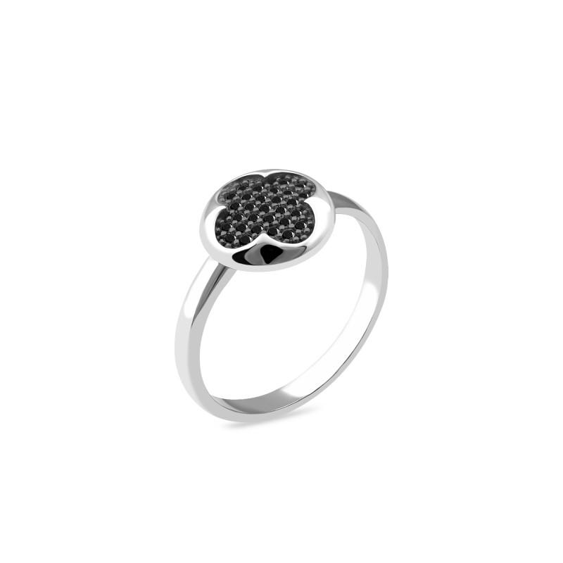 Серебряное кольцо 715