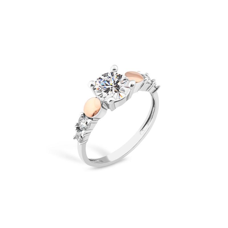 Серебряное кольцо 970