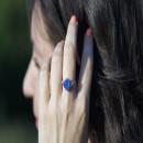 Кольцо со шпинелью 549 2