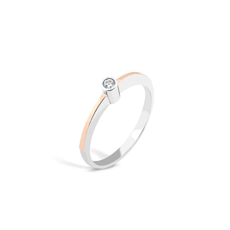 Серебряное кольцо 836