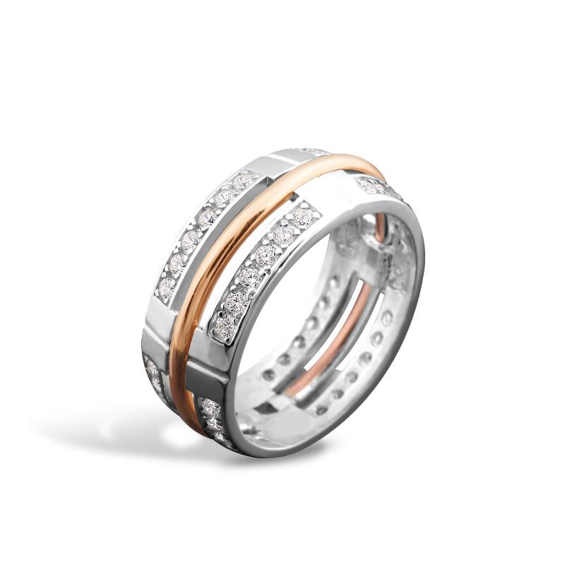 Серебряное кольцо 254