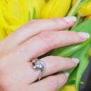 Кольцо со шпинелью 515 2