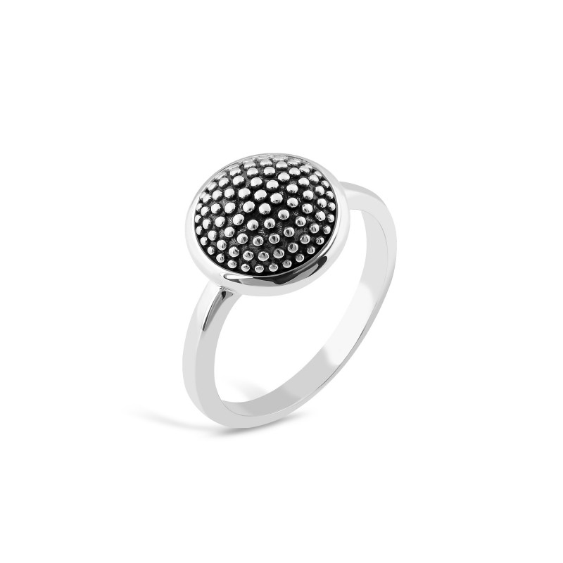 Серебряное кольцо 490