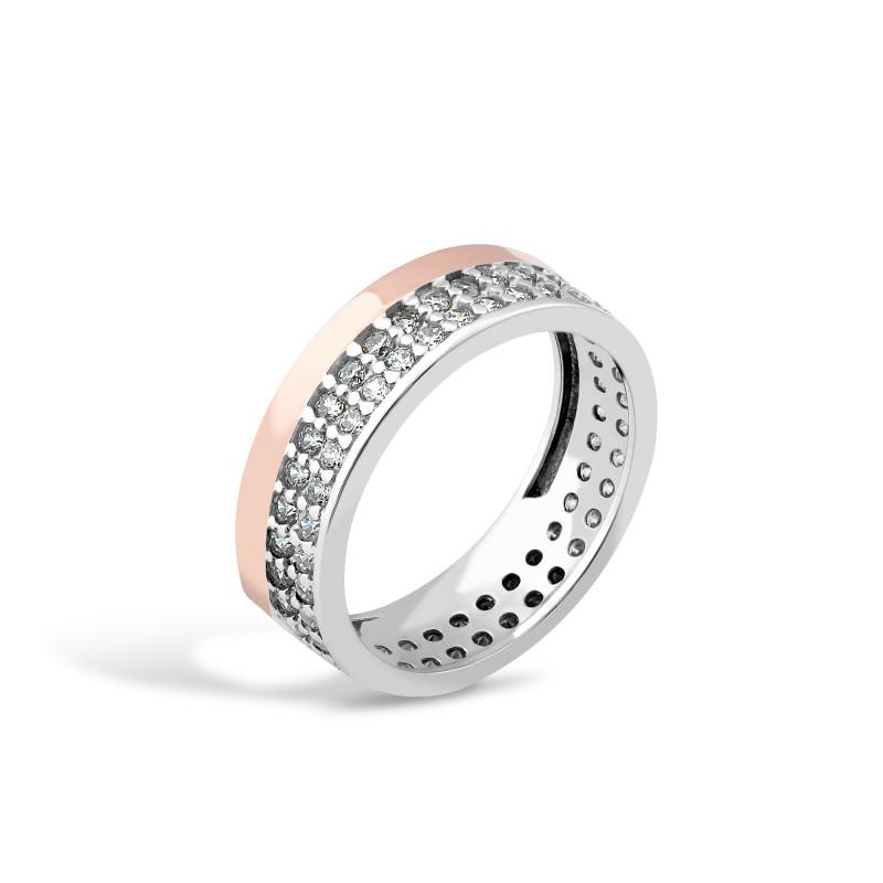 Серебряное кольцо 158