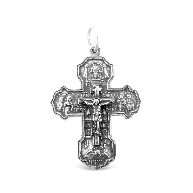 Серебряный крест 324