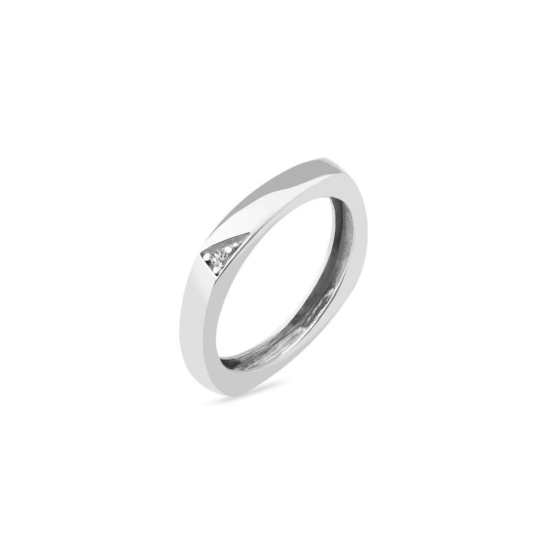 Серебряное кольцо 802