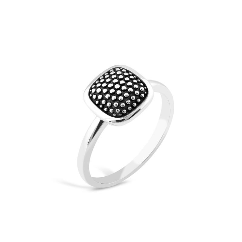 Серебряное кольцо 552