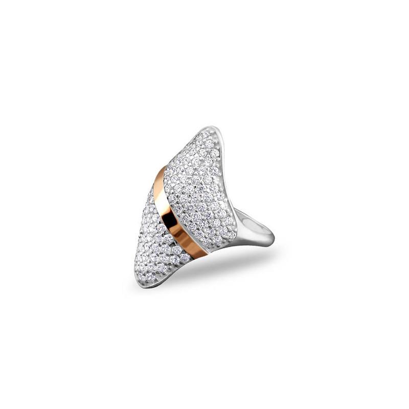 Серебряное кольцо 148