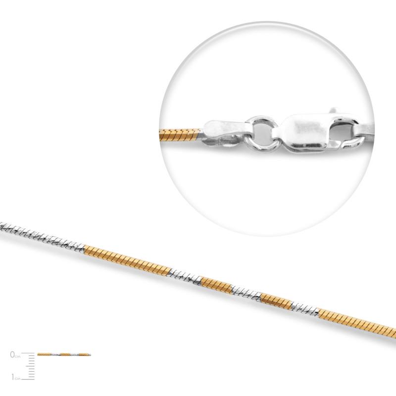 Серебряная цепь GRQ 8L 1036 2C 035