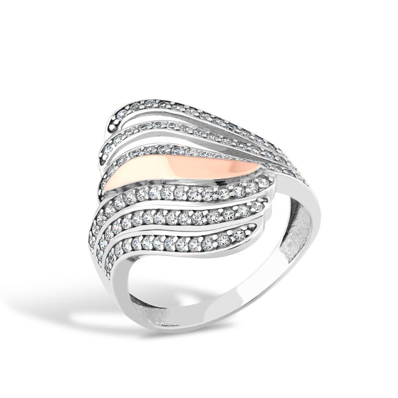 Серебряное кольцо 205