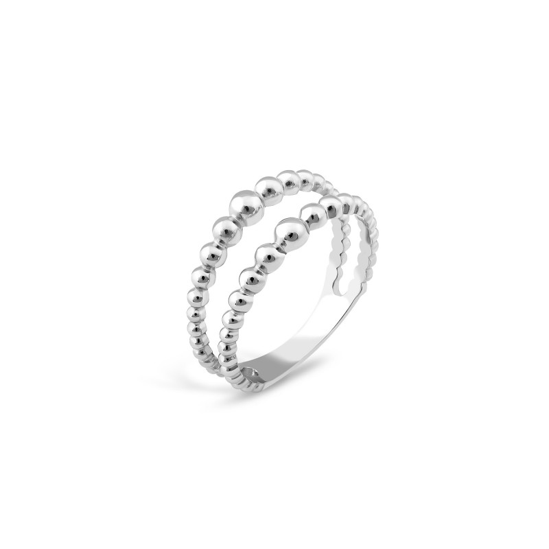 Серебряное кольцо 910