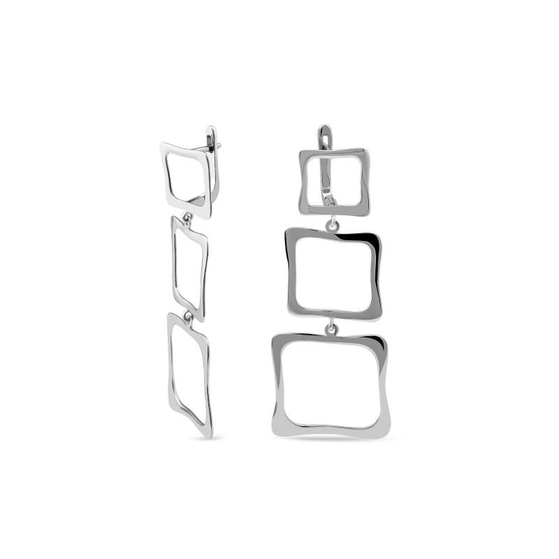 Серебряные серьги 1150
