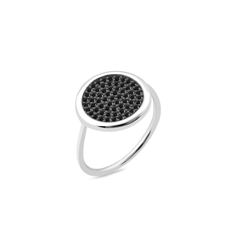 Серебряное кольцо 1100