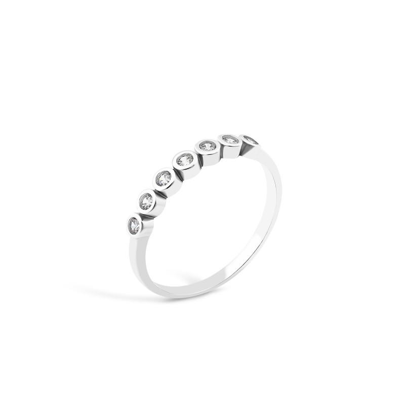 Серебряное кольцо 814