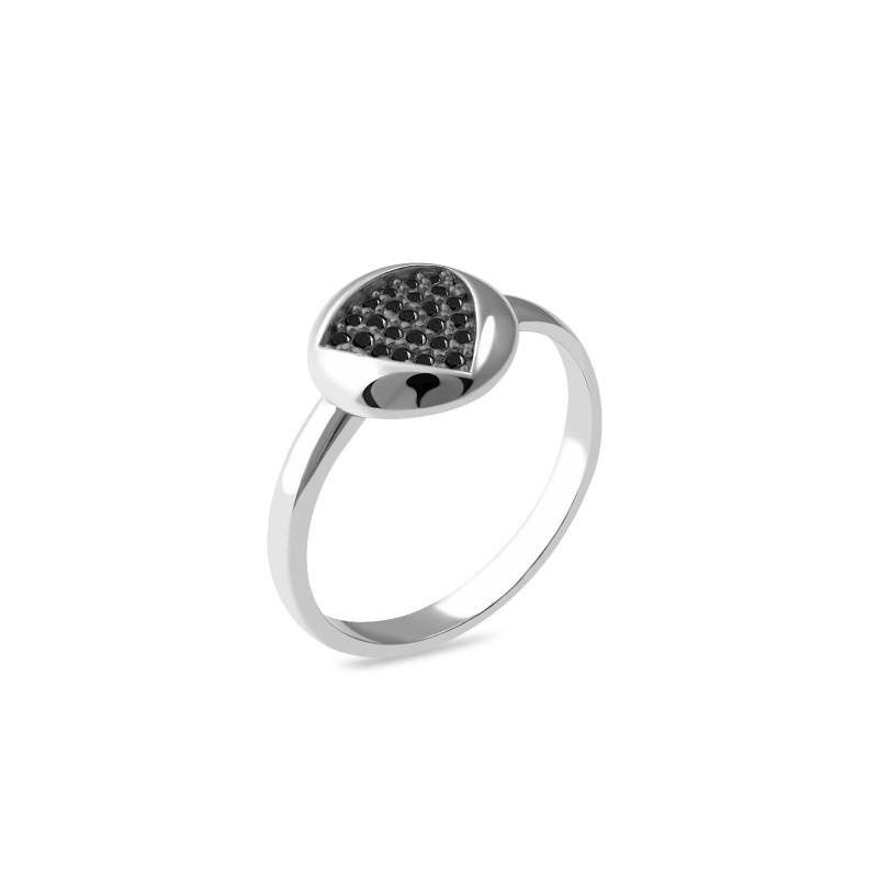 Серебряное кольцо 717