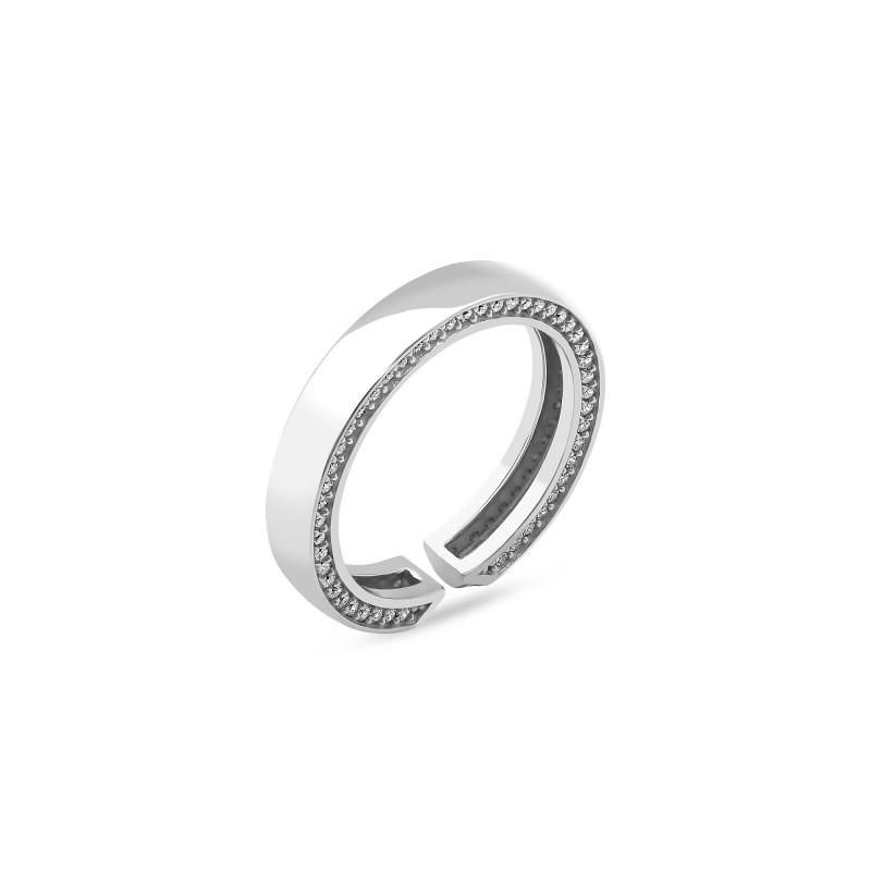 Серебряное кольцо 514