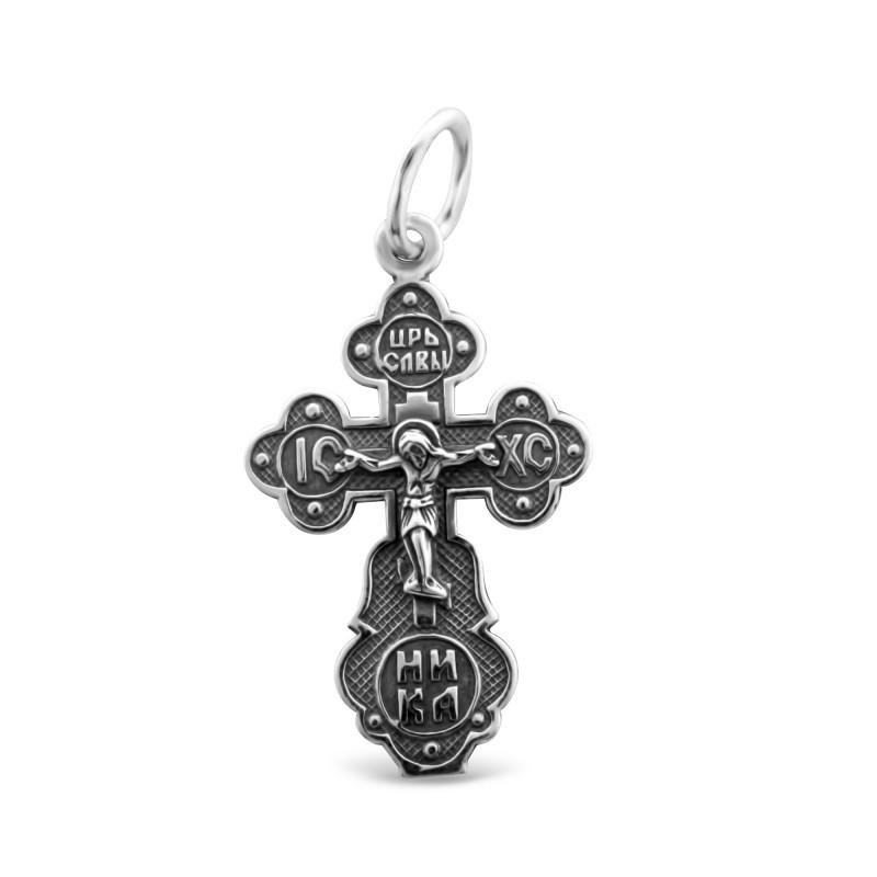 Серебряный крест 338