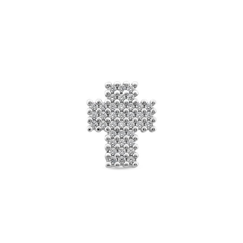 Серебряный крест 195