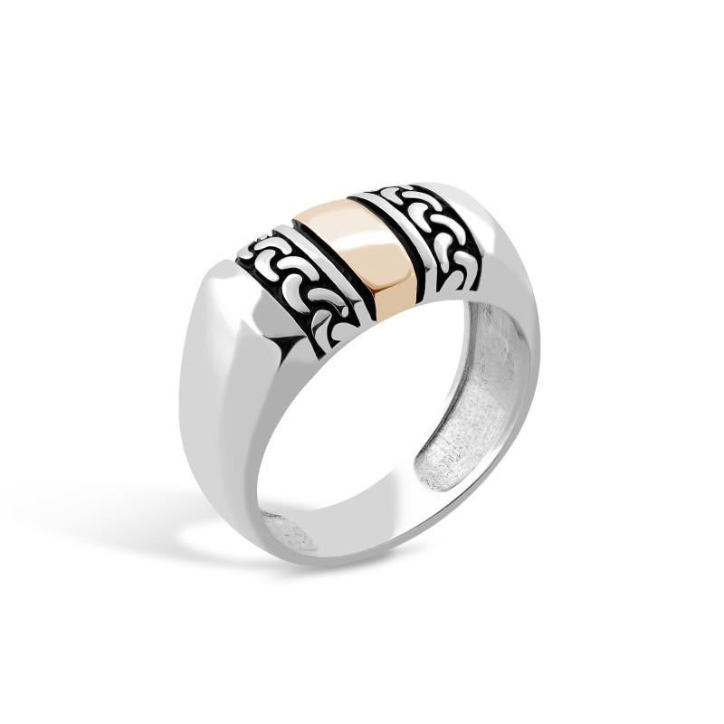 Серебряное кольцо 548