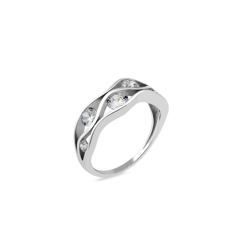 Серебряное кольцо 1023