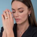 Кольцо с жемчугом 812 2