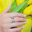 Серебряное кольцо 207 2