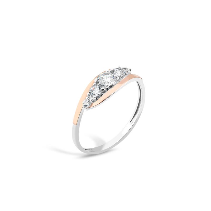 Серебряное кольцо 849