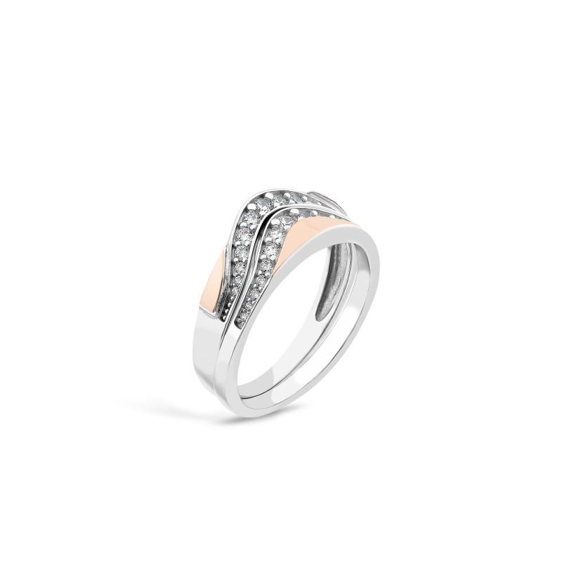 Серебряное кольцо 722