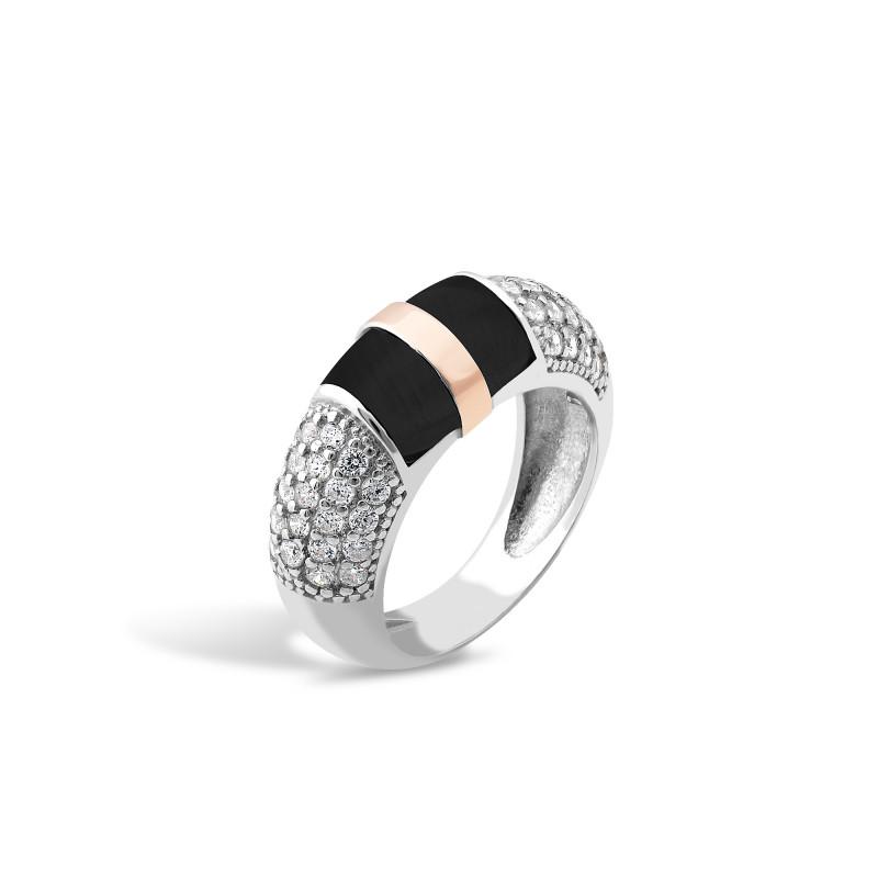 Кольцо с ониксом 220